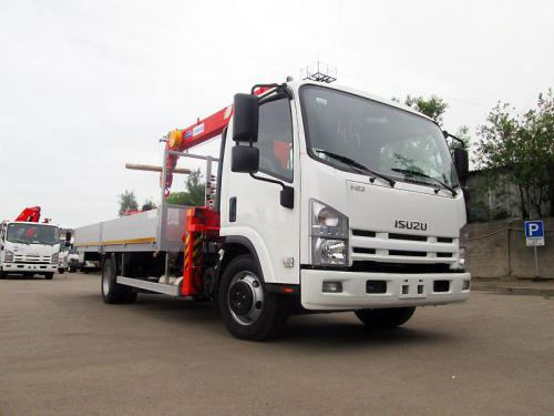 Манипулятор Isuzu UK 375